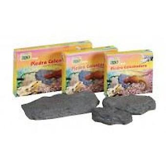 MGZ Alamber middels varme stein (reptiler, Varmeelementer, oppvarmet stein)
