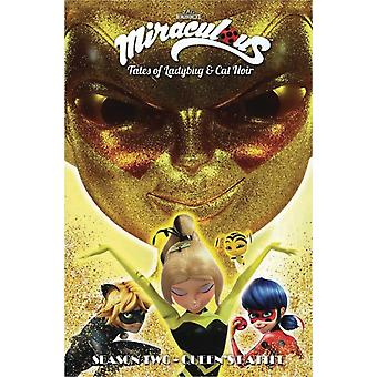 Miraculous Tales of Ladybug and Cat Noir Season Two Quee par Jeremy Zag