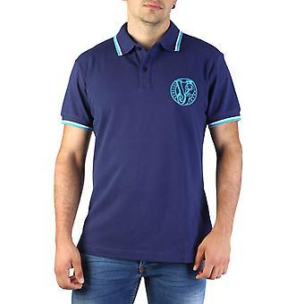 Versace Jeans Original Men Spring/Summer Polo - Blue Color 35279
