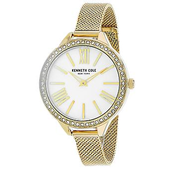 Kenneth Cole Women's Classic White Dial Watch - KC50939004