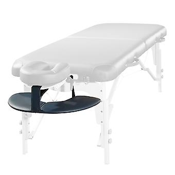 Royal Massage Universal Contoured Armboard for Massage Tables (Black)