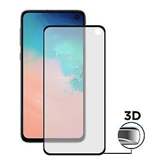 Gehard glas Screen Protector Samsung Galaxy S10 KSIX Extreem Gebogen 3D Gebogen