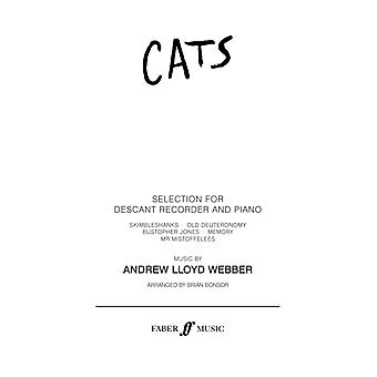 Cats Selection by By composer Andrew Lloyd Webber