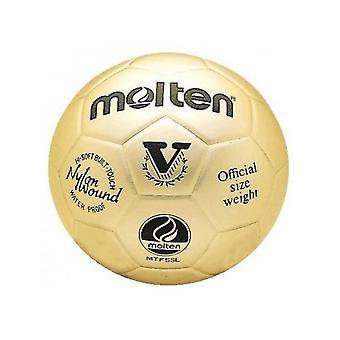Gesmolten MTF5SLGL Gold Presentatie Trophy Voetbal sierdoeleinden