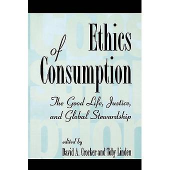 Forbruksetikk - Det gode liv - Rettferdighet og global forvaltning