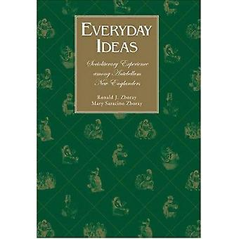 Everyday Ideas - Socioliterary Experience Among Antebellum New England