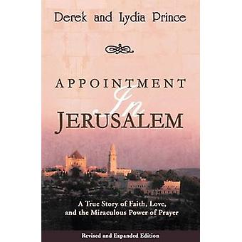 Appointment in Jerusalem by Derek Prince - 9781901144321 Book