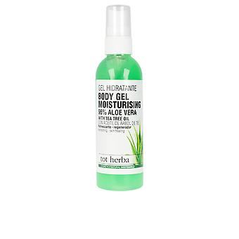 Tot Herba Hidratante Aloe Vera Tea Tree 100 Ml Unisex