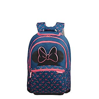 Disney Ultimate 2.0 Children-apos;S Backpack With Wheels 49 Cm - 22 L - Multicolore (Minnie Neon)