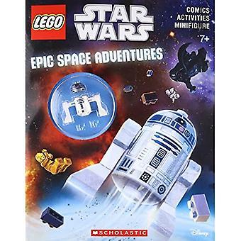 Epické vesmírné dobrodružství [s Miniobrázkem] (LEGO Star Wars)