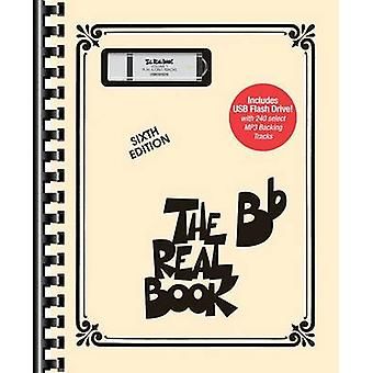 The Real Book - Volume 1 - BB Edition - Book/USB Flash Drive Pack by H
