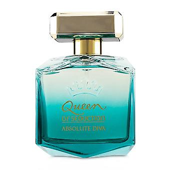 Antonio Banderas koningin van de verleiding absolute diva Eau de toilette spray 80ml/2.7 oz