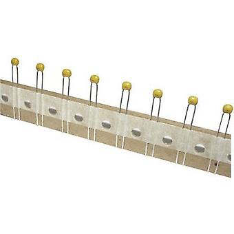 TANCAP CT4-0805Y104M500A1T Ceramic capacitor THT 100 nF 50 V 20 % (W x H) 4.2 mm x 25 mm 1 pc(s)