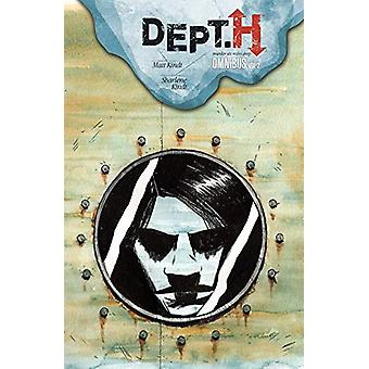 Dept. H Omnibus Volume 2 by Matt Kindt - 9781506710945 Book