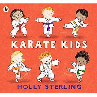 Karate Kids by Holly Sterling - 9781406394443 Book
