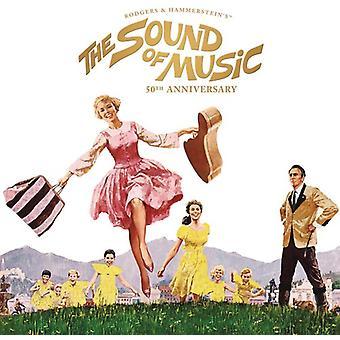 Diverse Artist - Sound of Music 50e verjaardag [CD] USA import