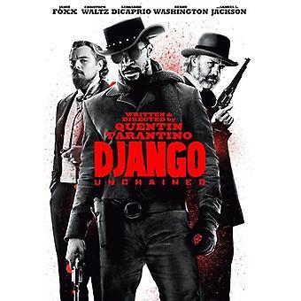 Django Unchained [DVD] USA import