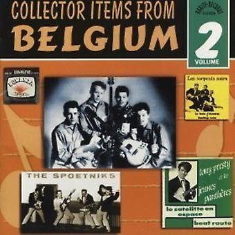 Various Artist - Collector Items From Belgium 2 [CD] USA import