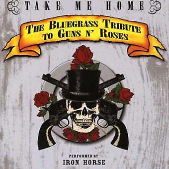 Tribute to Guns N' Roses - Take Me Home: Bluegrass Tribute to Guns N' Roses [CD] USA import