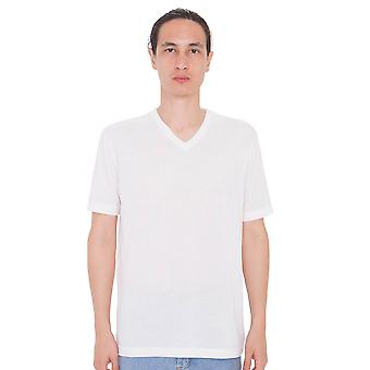 American Apparel Unisex Sublimation V Neck T-Shirt