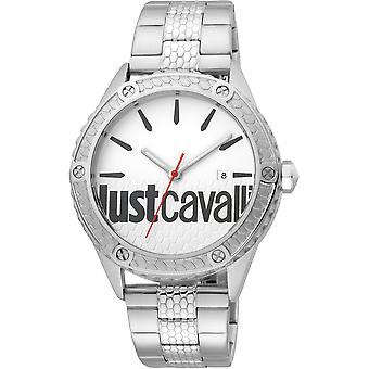Just Cavalli Young Watch JC1G080M0055 - Stainless Steel Gents Quartz Analogue