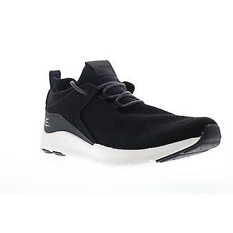 Skechers Nichlas Lishear  Mens Black Canvas Athletic Cross Training Shoes