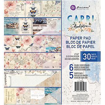 Prima Markkinointi Capri 8x8 Tuuman Paperityyny