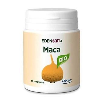 Edensan Maca Bio 60 comprimés