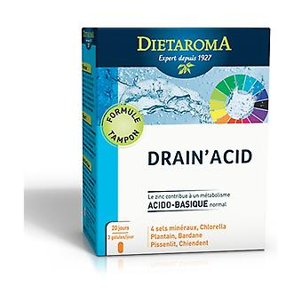Drain'Acid 60 softgels
