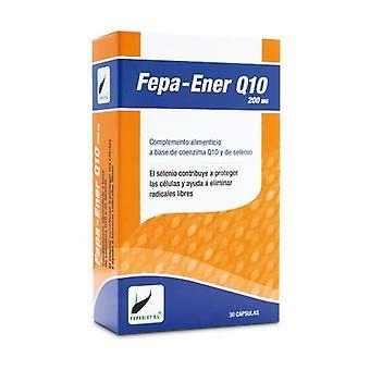 Ener-Q10 30 softgels of 280mg
