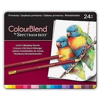 Spectrum Noir Spectrum Colourblend Pencils Primaries (24pc) (SPECCB-PRI24)