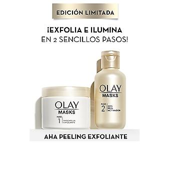Masques Olay Vitamine C + Aha Sesurfaing Peel pour les femmes