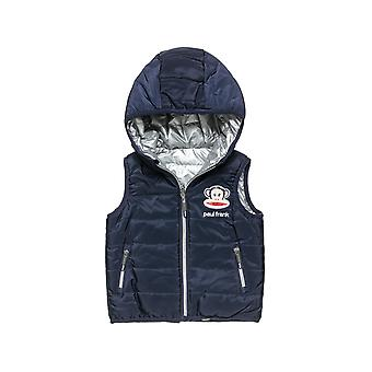 Alouette Boys' Paul Frank Double View Vest With Hooks And Pockets
