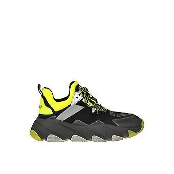 Ash Ezgl040098 Damen's Schwarze Synthetische Fasern Sneakers