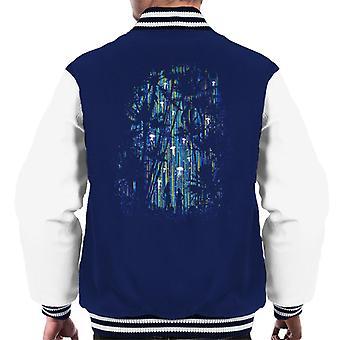 Jungle Moon Woodsprite Avatar Men's Varsity Jacket