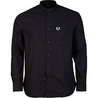 Fred Perry Authentics Grandad Collar Shirt