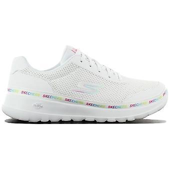 Skechers GOwalk Joy - MAGNETIC - Women's Shoes White 124088-WMLT Sneakers Sports Shoes