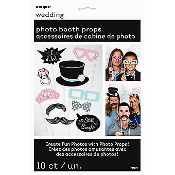 Unique Party Hen Party Photo Booth Props (Pack Of 10)