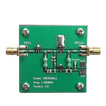 Rf Broadband Power Amplifier Module For Radio Transmission Fm, Hf And Vhf
