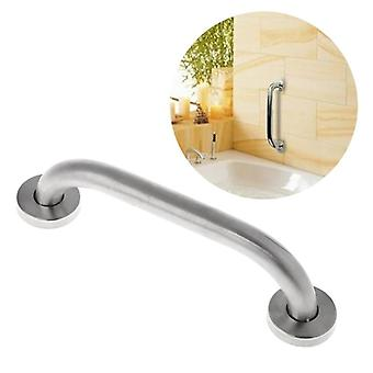 Stainless Steel Bathroom Shower Support Wall Grab Bar Safety Handle Towels Rail