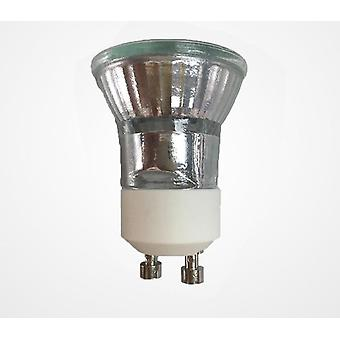 2pcs Mini Halogen Lampe Gu10 35w +c (35mm) 230v 3000k Dimmbar (warmweiß 35w)