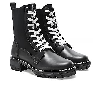Rag and Bone Shiloh Leather Combat Boots