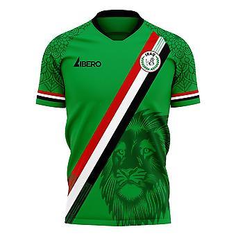 Irak 2020-2021 Home Concept Football Kit (Libero)