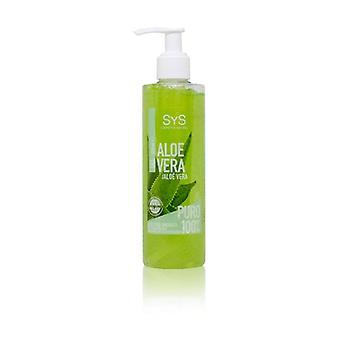 Aloe Vera Gel 250 ml of gel