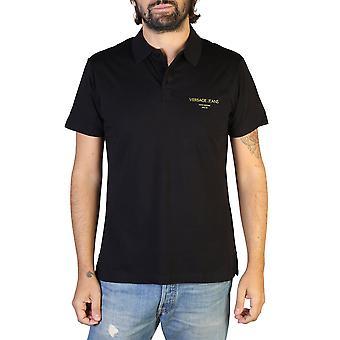Versace jeans b3gtb7p7 men's short sleeves polo shirt