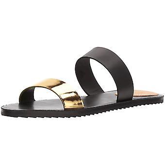 Bill Blass Women's Juliet Flat Sandal