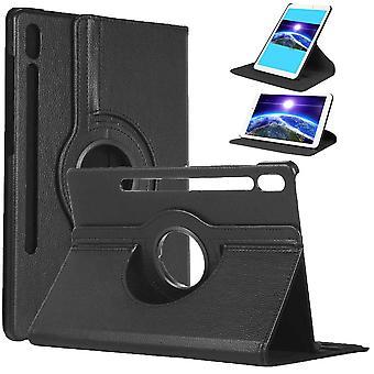 Samsung Galaxy Tab S7 (T870) 360° Rotation Case Black