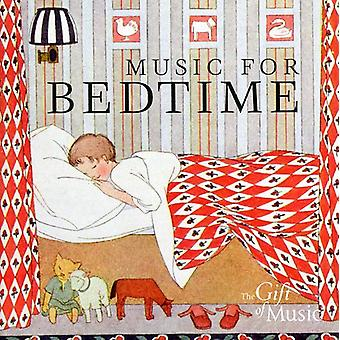 Faure/Chopin/Haydn/Beethoven/Mozart/Bizet/Debussey - Music for Bedtime [CD] USA import