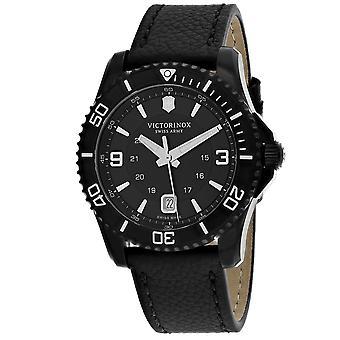 Victorynox Men's Maverick Black Dial Watch - 241787