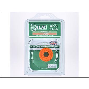 ALM Spool & Line WX150